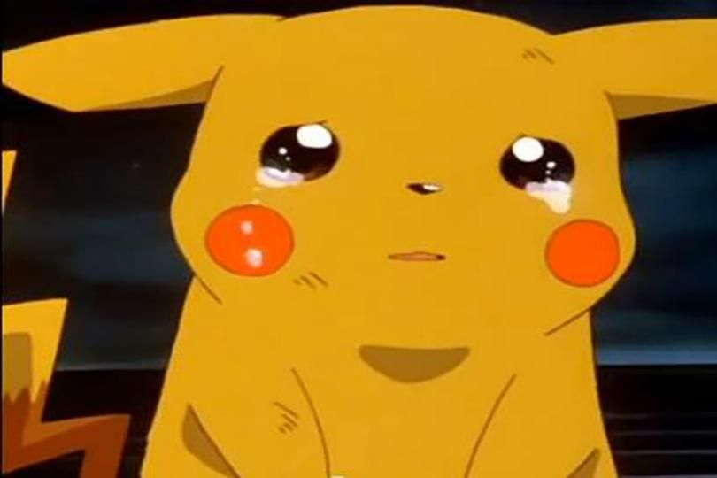 Crying Pikachu spoofers