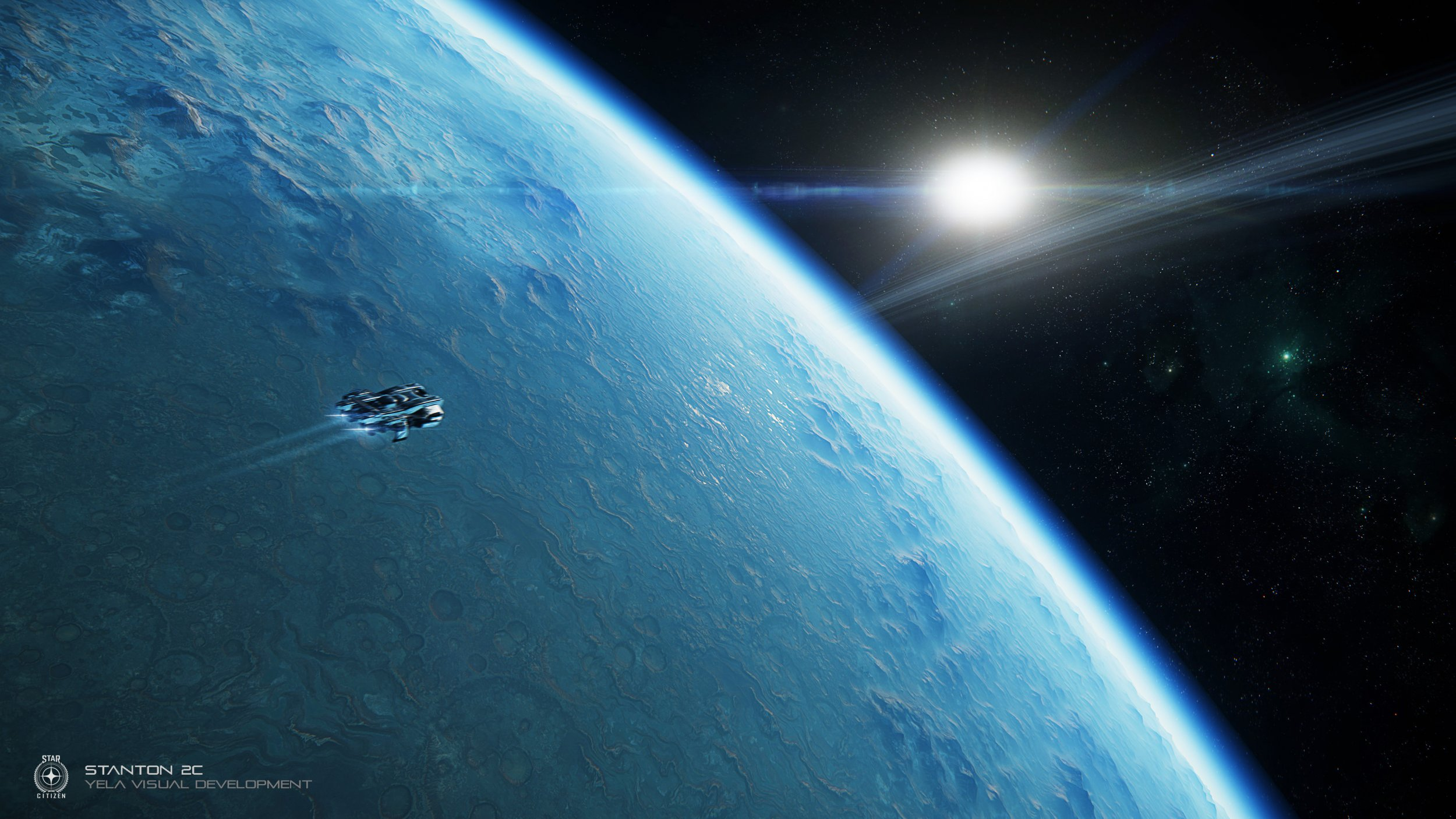 Star Citizen Alpha 3 1 Released With Beacons