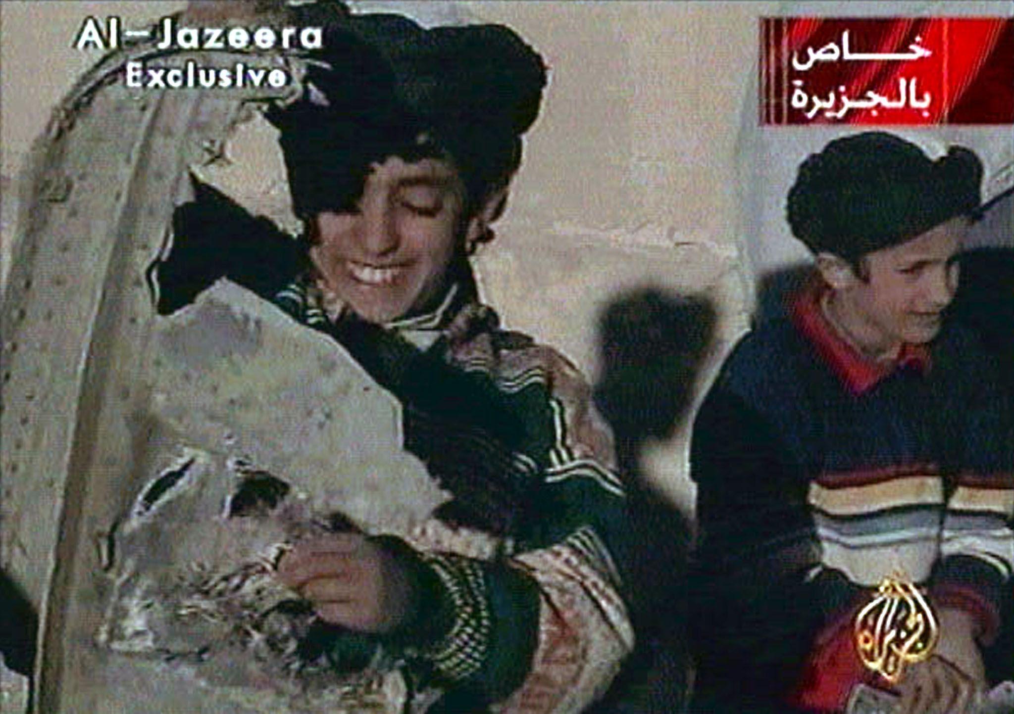 Bin Laden's Son Attacks U.S.-Saudi Arabia Relationship in New Al-Qaeda Video as Saudi Crown Prince Tours America