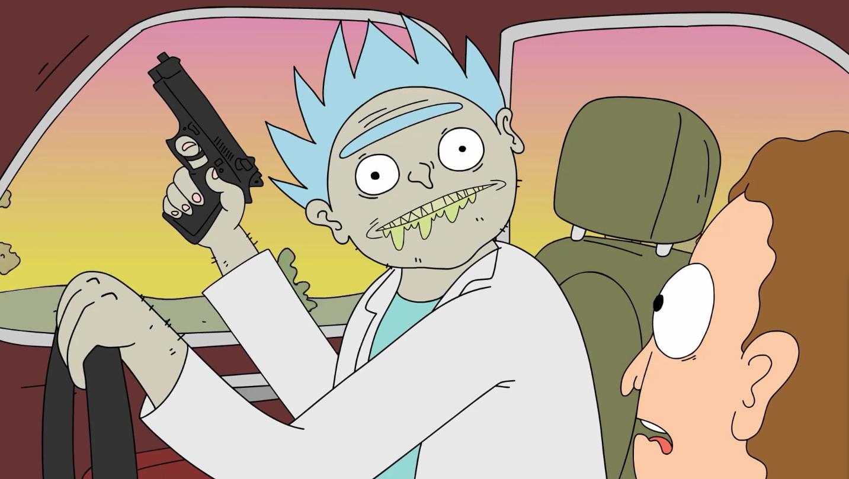 Rick And Morty' April Fools' Day Episode, 'Bushworld