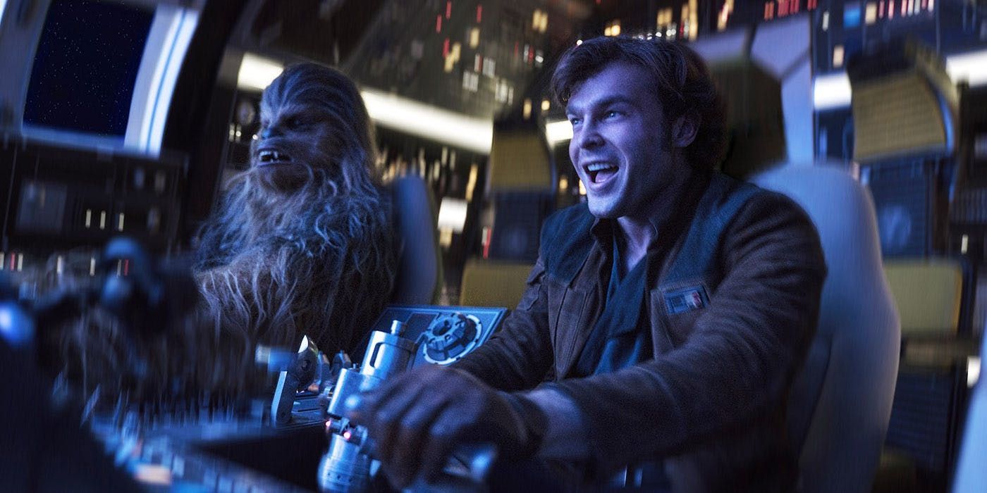 Han solo movie solo a star wars story aims to beat elan for Star wars kuchenutensilien