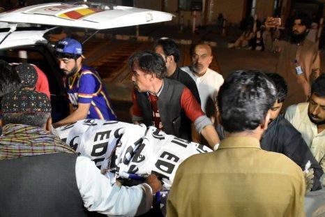 Quetta ISIS attack Christians
