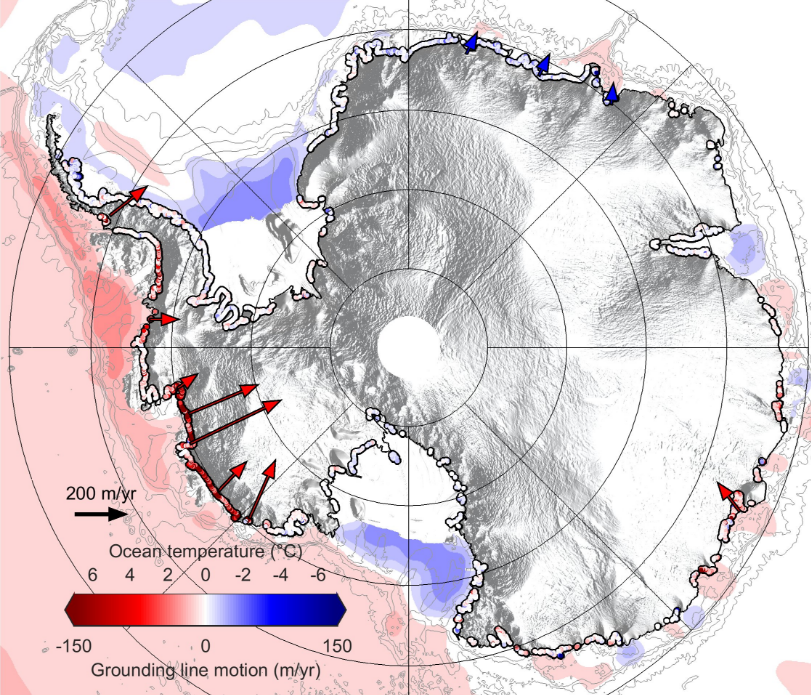 Antarctica\'s Glaciers Are Melting From Below at an Alarming Rate
