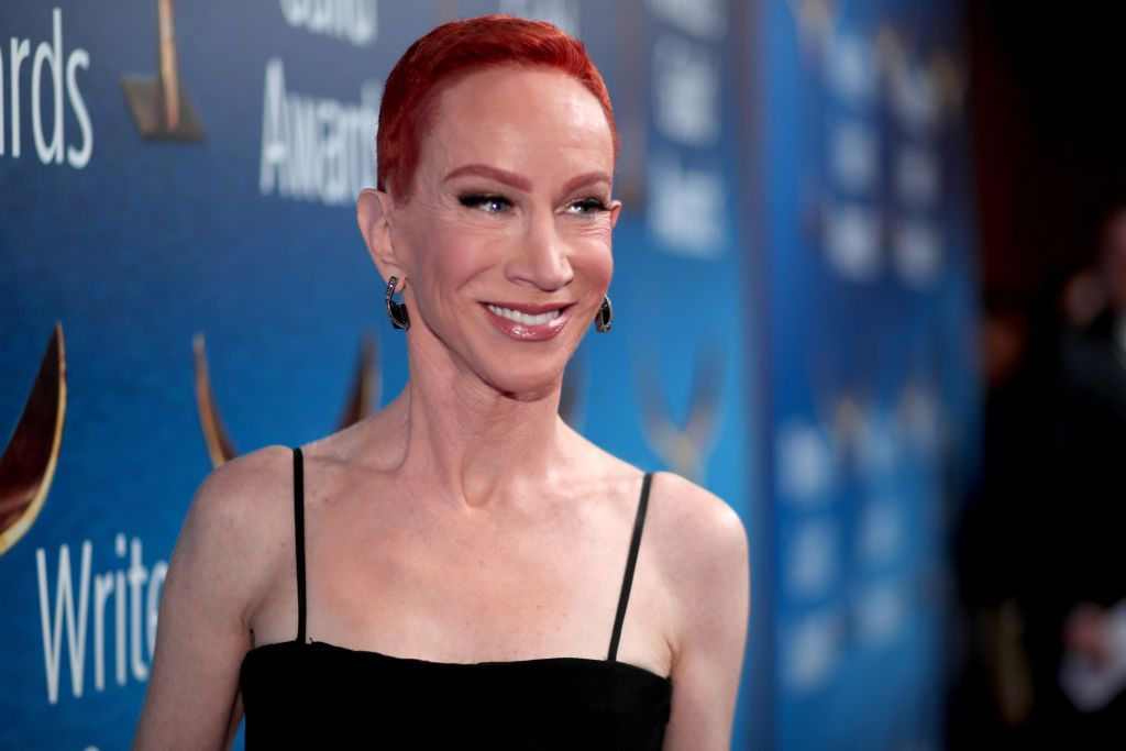 Kathy Griffin Will Use Decapitated Trump Head Controversy