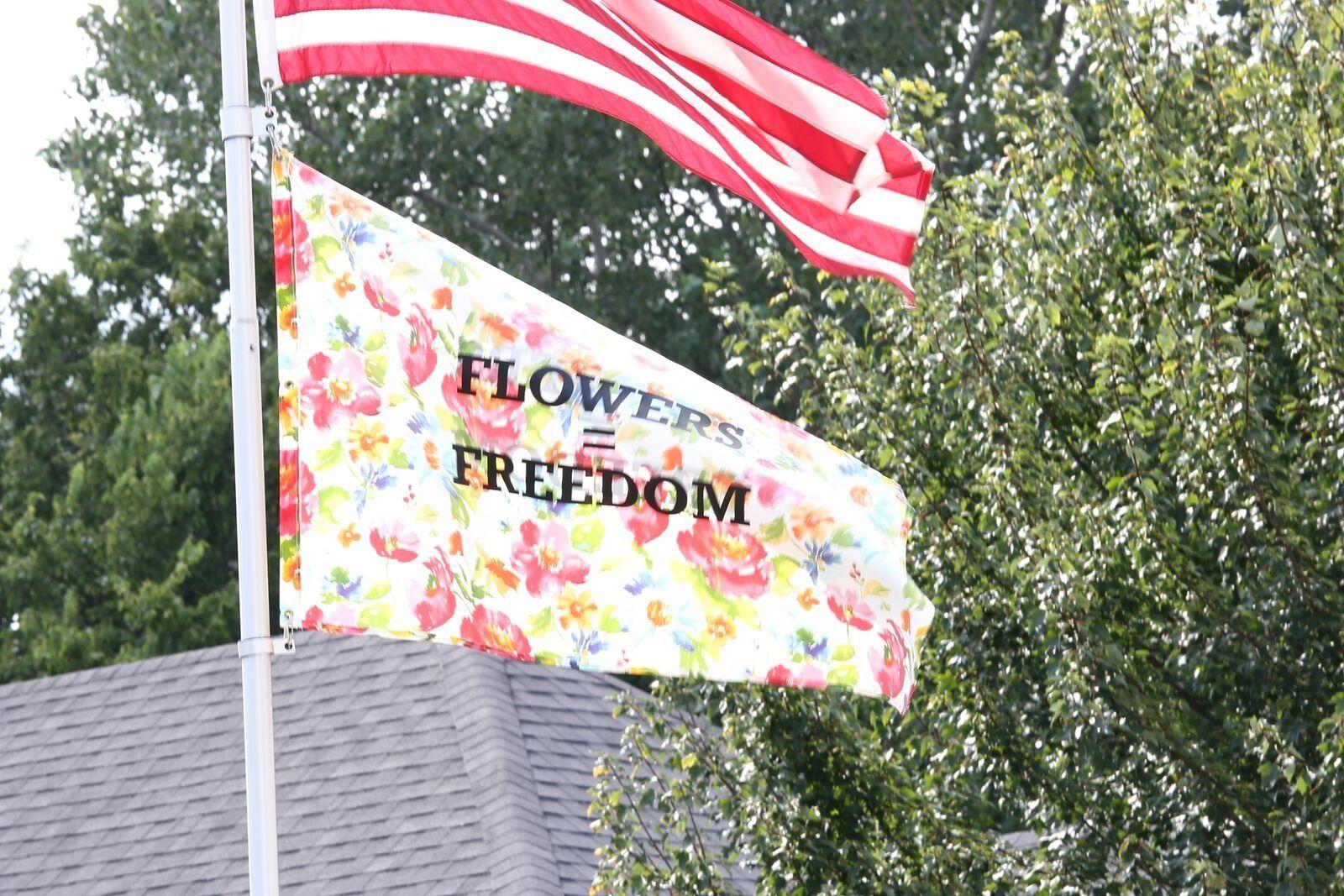 Flowers Freedom