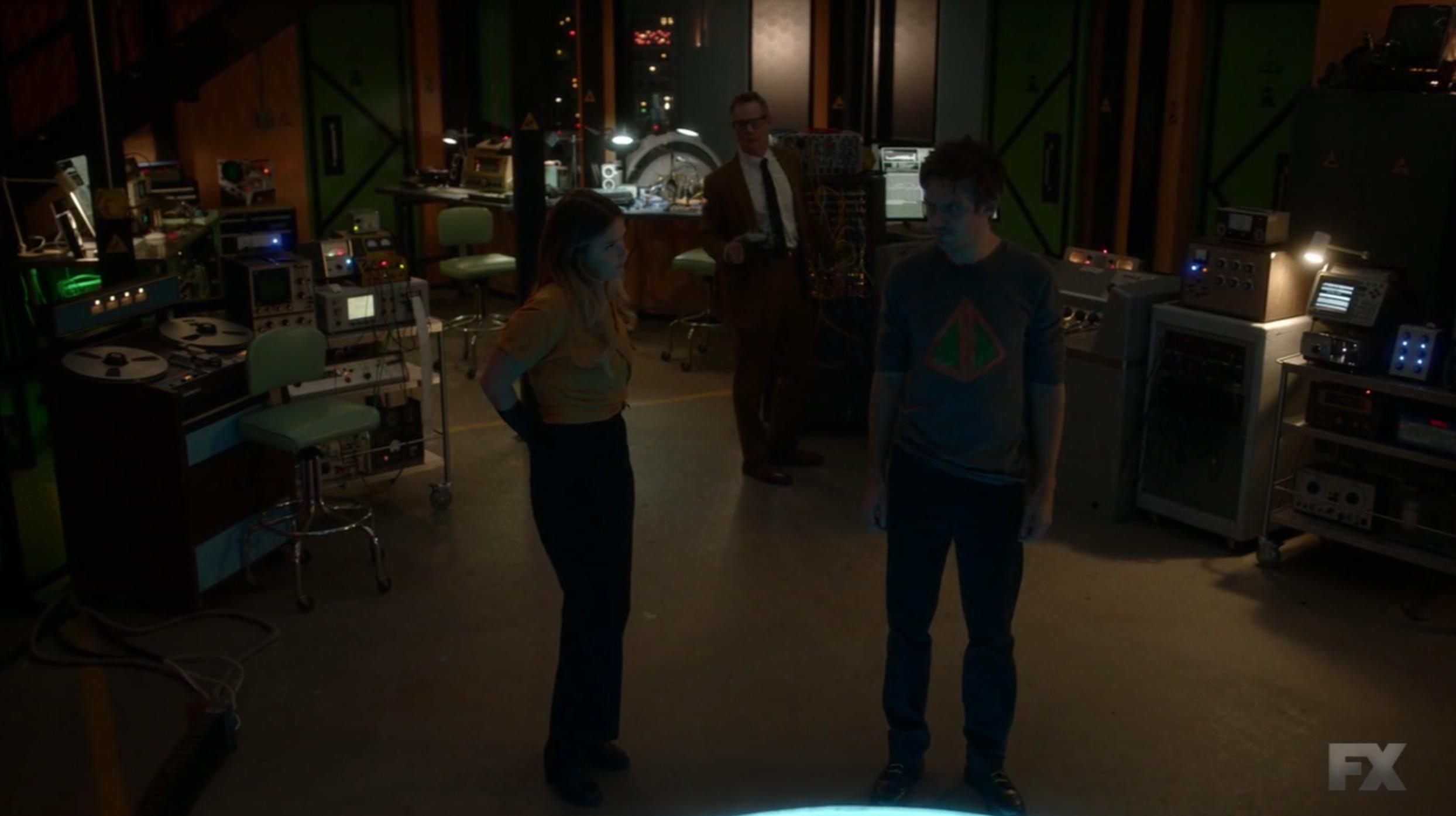 lair legion season 2 loudermilk lab spoilers