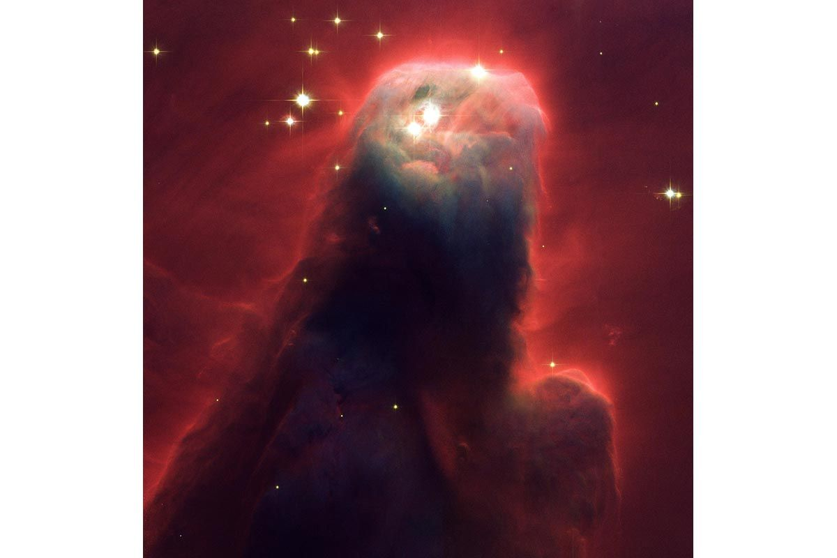 04 Cone Nebula (NGC 2264)- Star-Forming Pillar of Gas and Dust