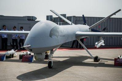 Chinese Yi Long drone