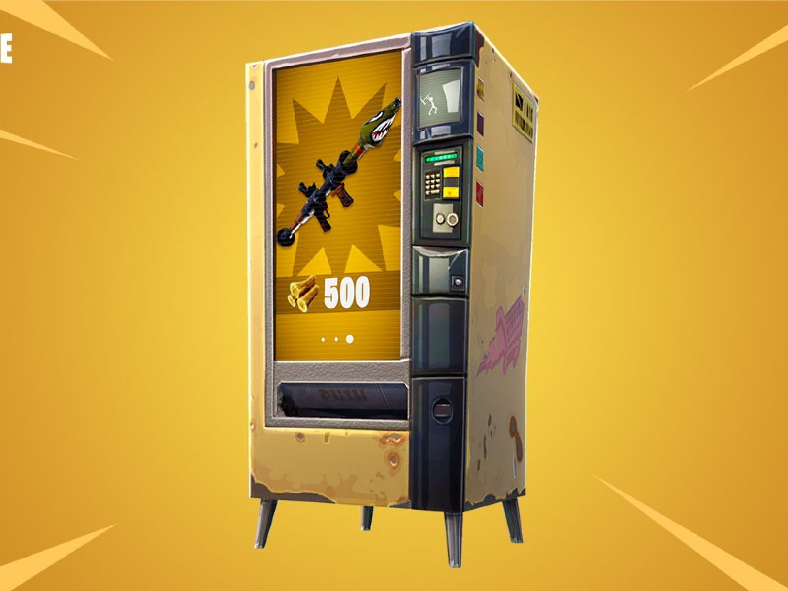 Fortnite' Vending Machine Locations - How to Find a Vending