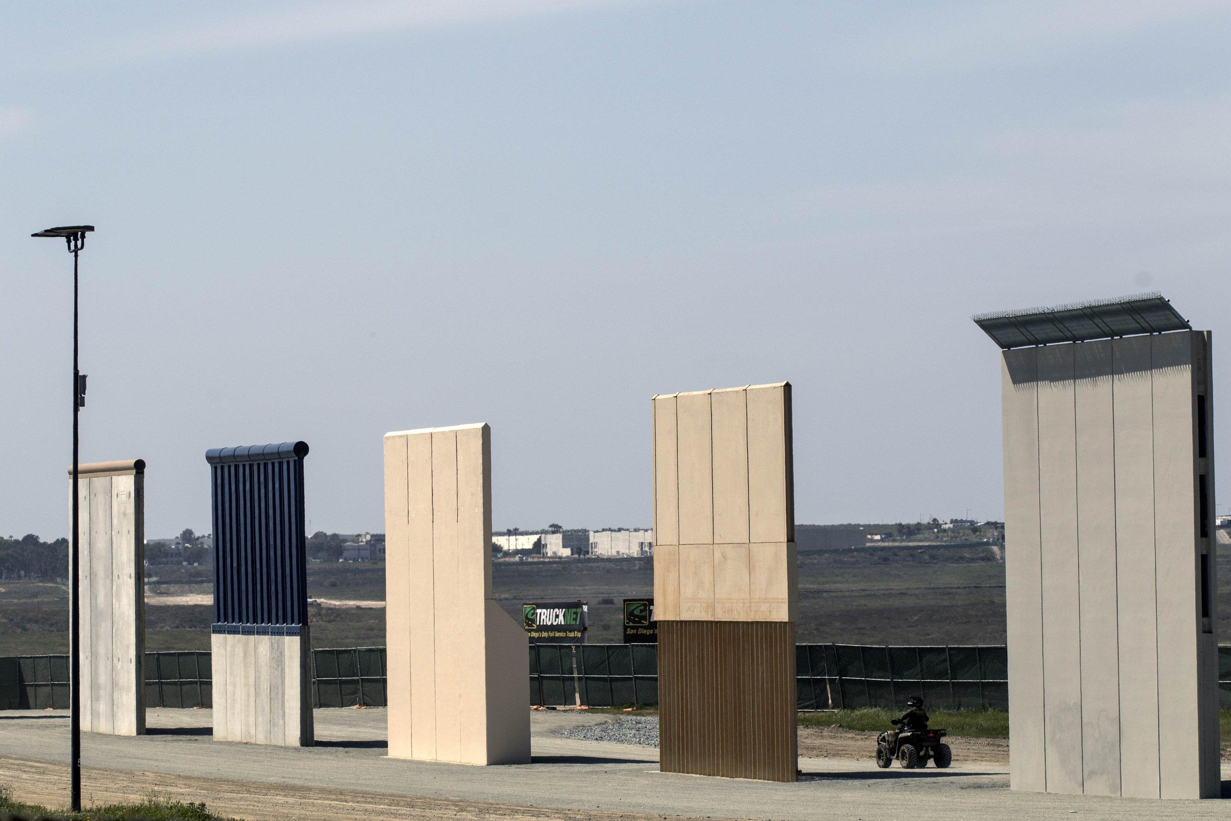 Trump-border-wall