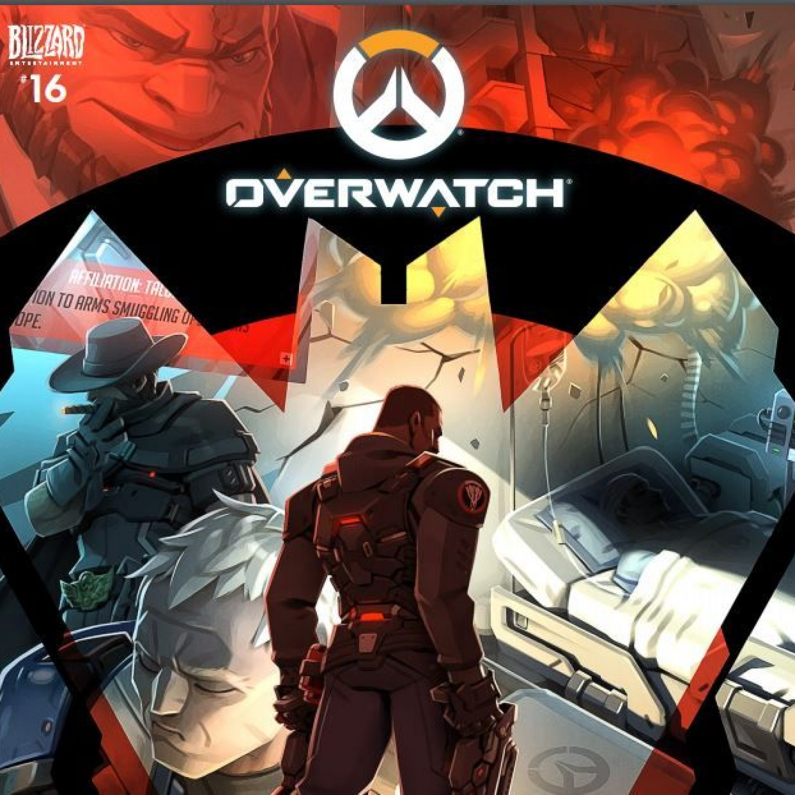 Overwatch Event Calendar.Next Overwatch Event Established By New Comic