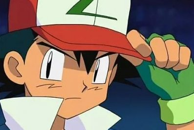 ash pokemon anime hat