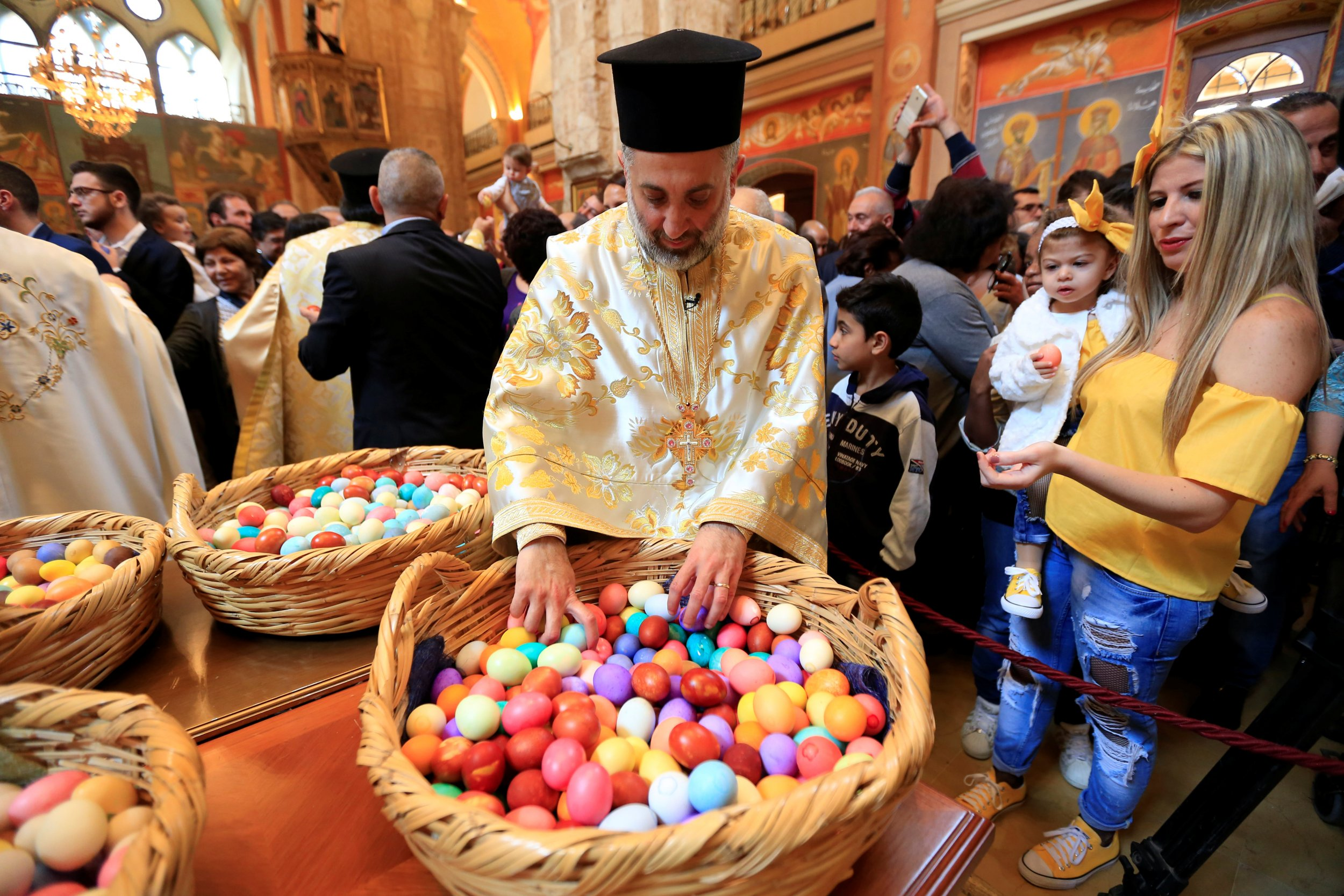 When is Greek Easter 2018? Orthodox Holiday Celebrates The ...
