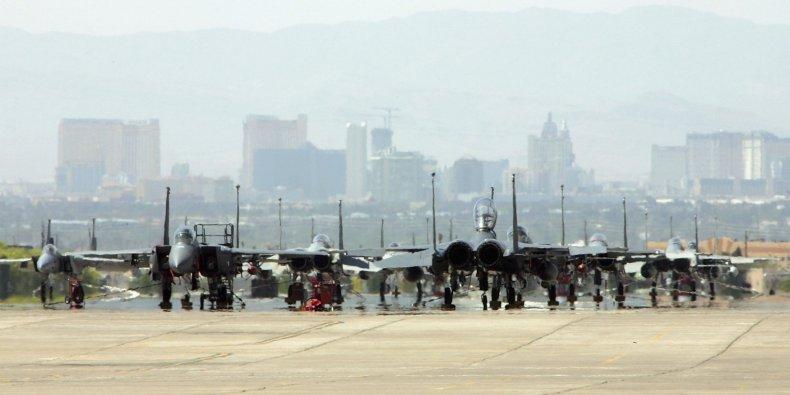 Nellis Air Force Base Las Vegas