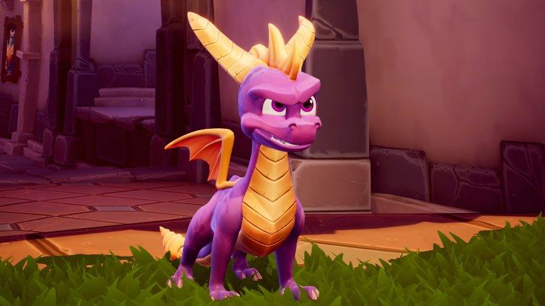 Spyro Reignited Trilogy_Spyro