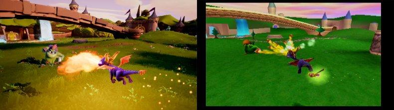 Spyro Reignited Trilogy_graphics-comparison