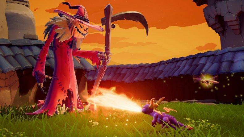 Spyro Reignited Trilogy_gameplay