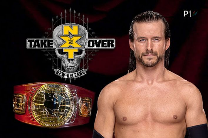adam_cole_baby_nxt takeover new orleans