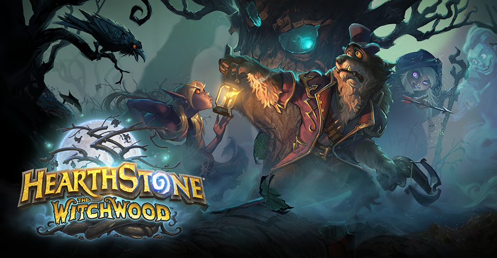 Hearthstone The Witchwood Release Date When Does Year