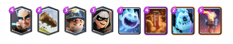 clash, royale, reddit, decks, challenge, tips, strategy, guide, magical miner poison how, to, play, win, master