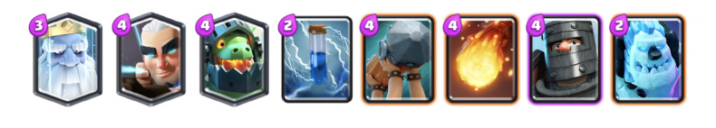 clash, royale, reddit, challenge, decks, tips, strategy, Ghostly Spam Bridge guide, how, to, play, win, master