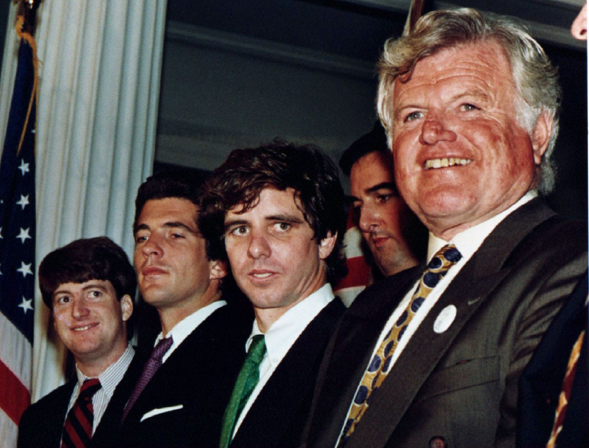 Kennedy family tree