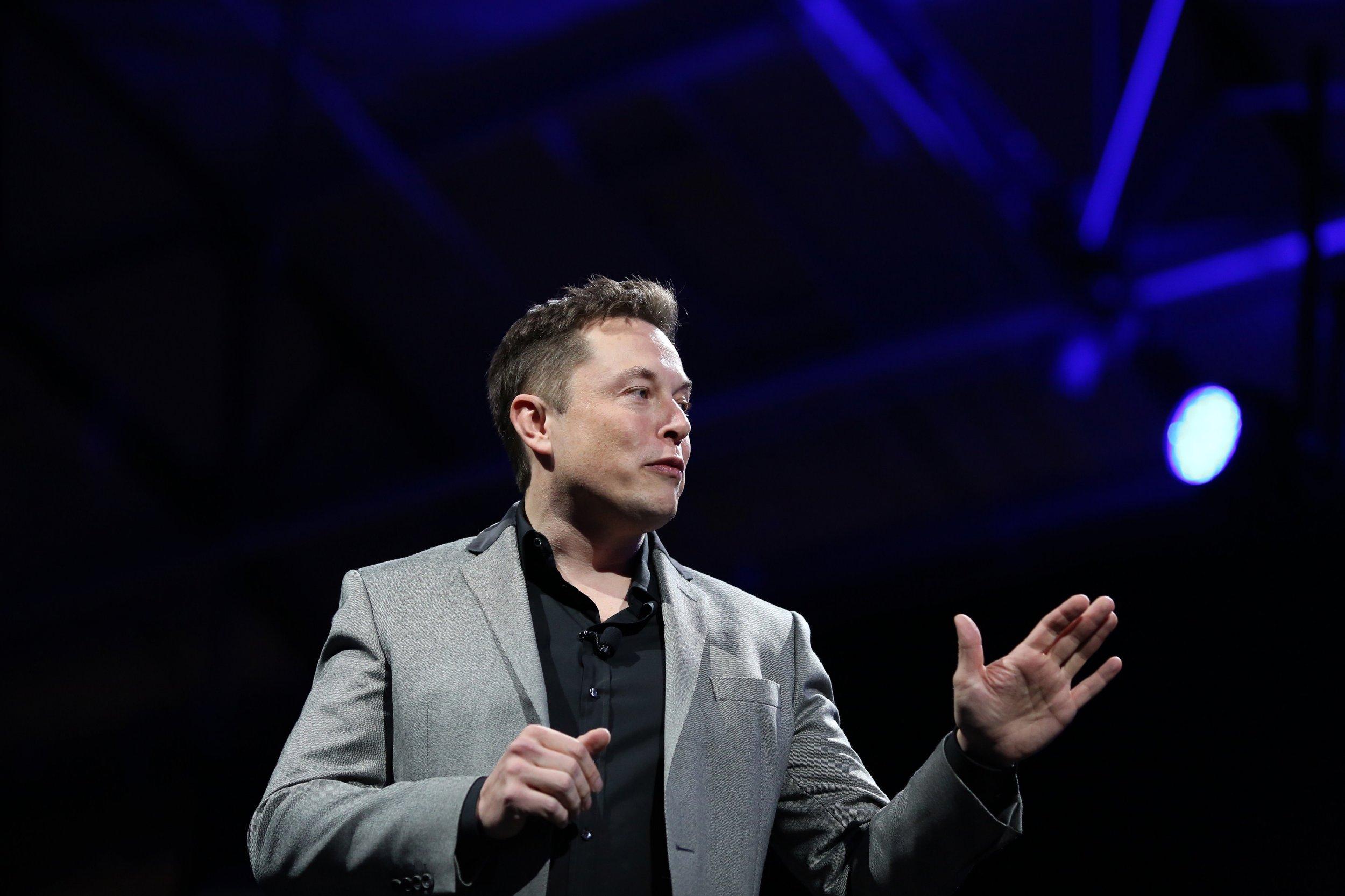 Elon musk talkin about home batteries