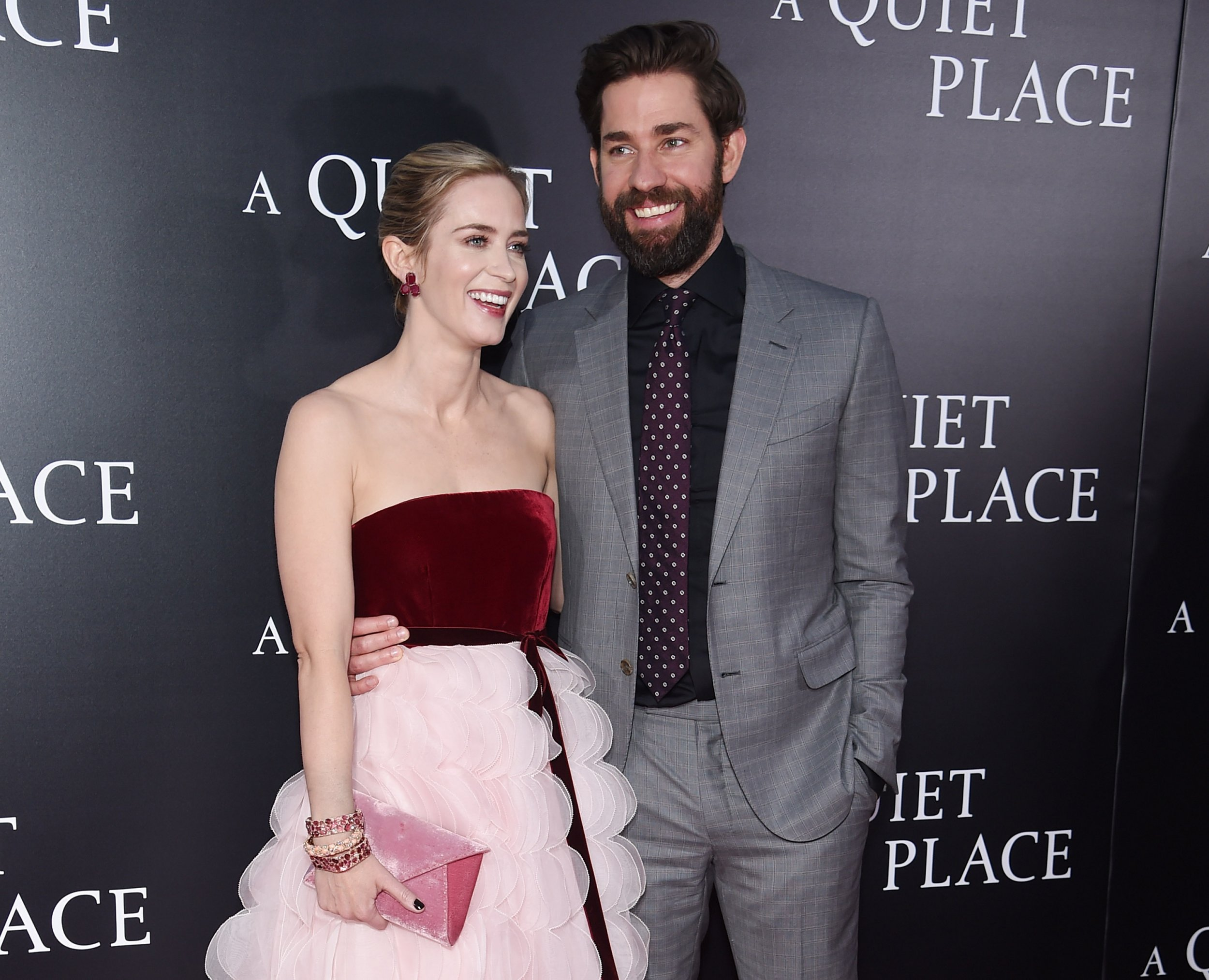 John Krasinski And Emily Blunt Said 'A Quiet Place' Wasn't