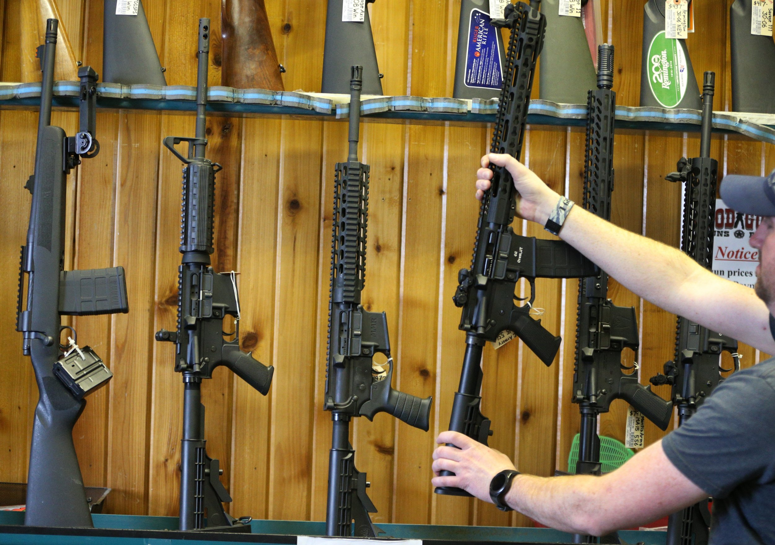 Court Rules Second Amendment Doesn T Protect Ar 15