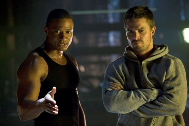 john diggle arrow seaosn 6