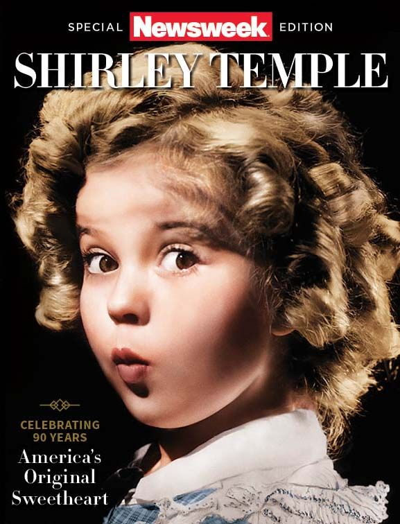Shirley Temple Cover