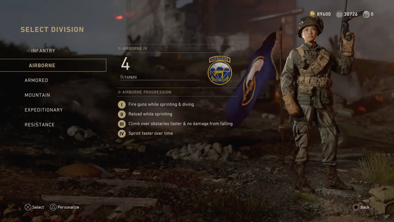 Call Of Duty: WWII' 1 13 Update Adds DLC 2 & Divisions