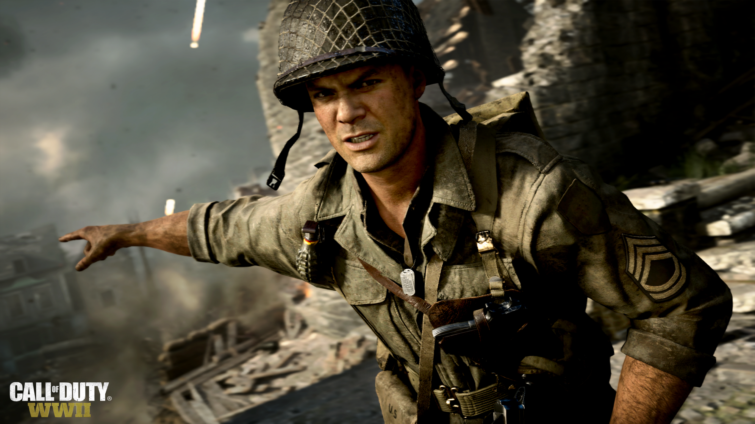 Call Of Duty WWII Divisions update