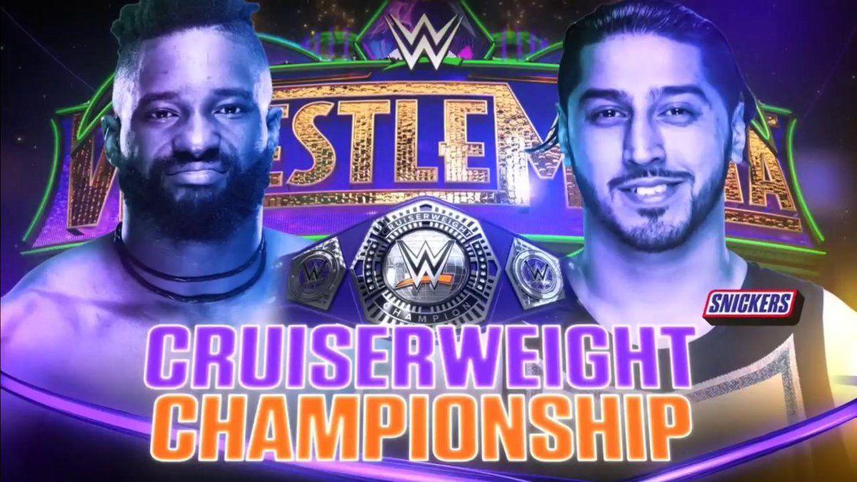 wrestlemania-34-cruiserweight-championship