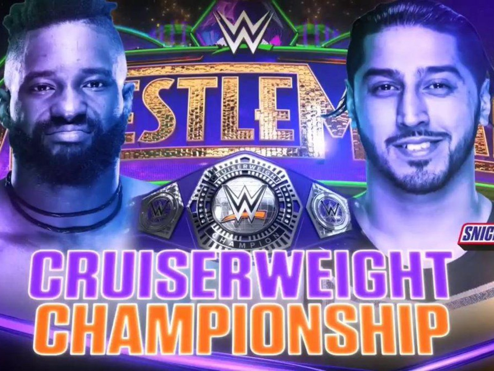 WrestleMania 34: Why The Cruiserweight Championship Match Has Me Hyped