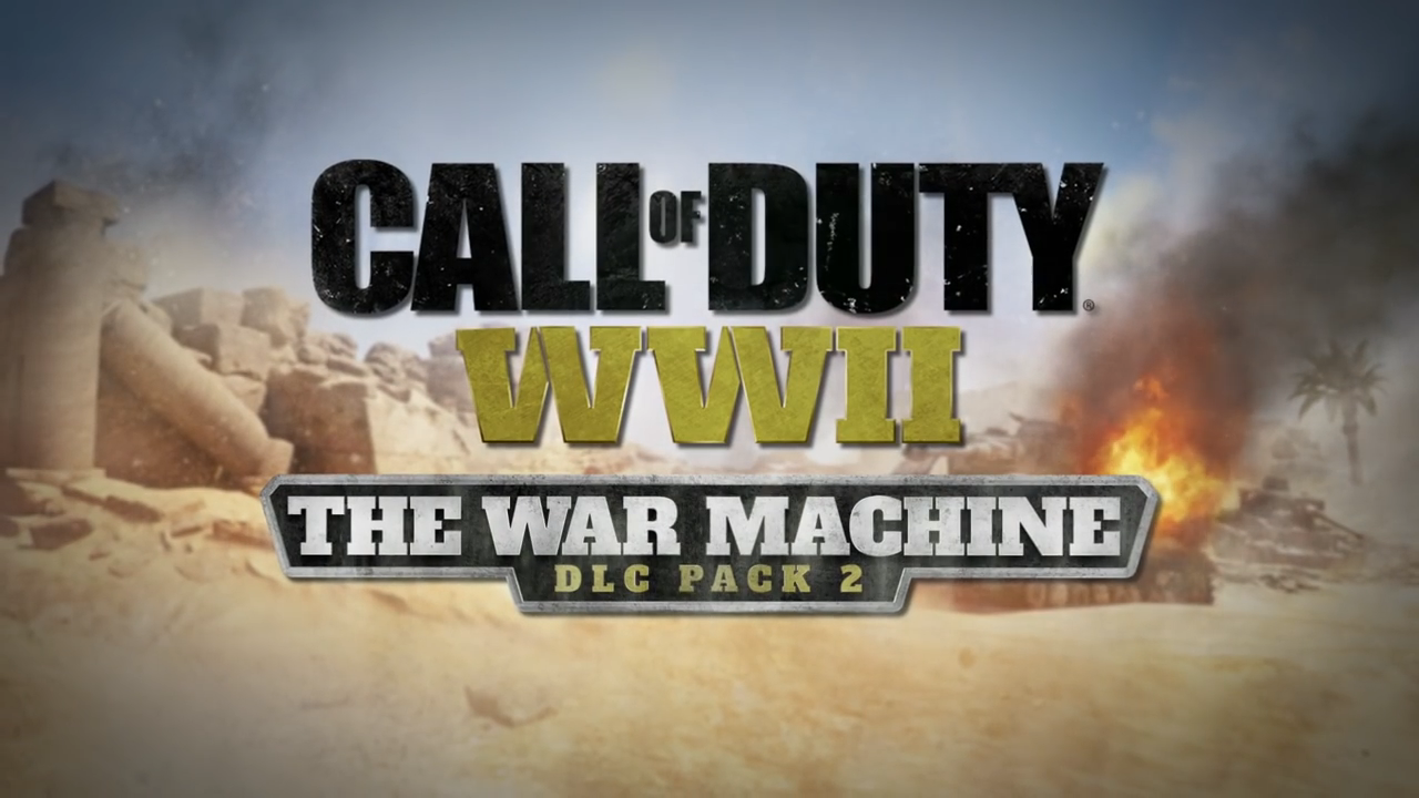 Call Of Duty WWII War Machine