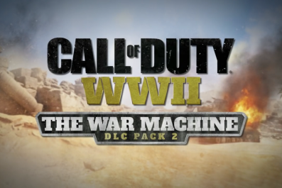 Call Of Duty WWII War Machine
