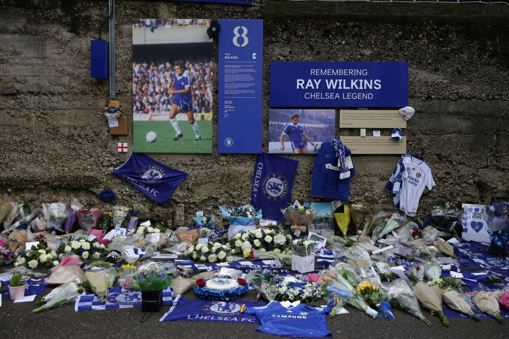 Ray Wilkins Tribute