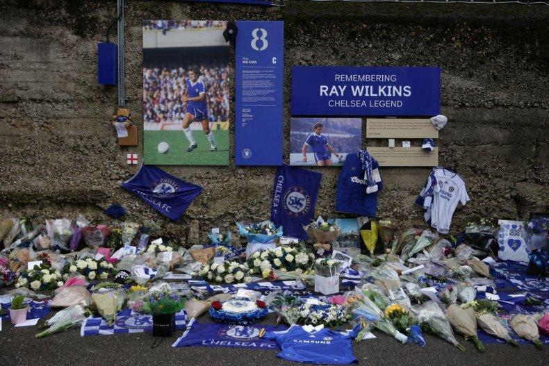 Ray Wilkins Tribute