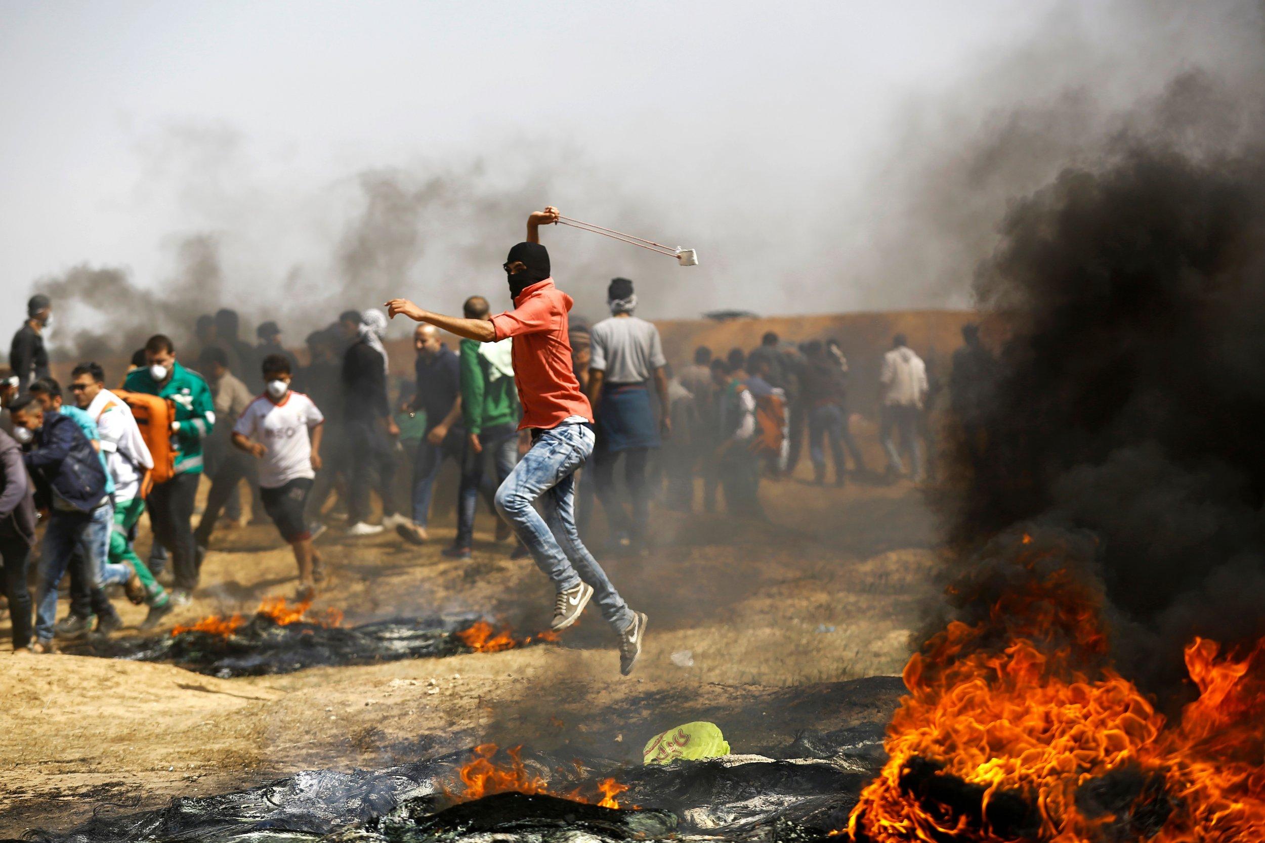 Trump's Israel Advisor Says U.S. Will Help Gaza When Hamas Renounces Violence