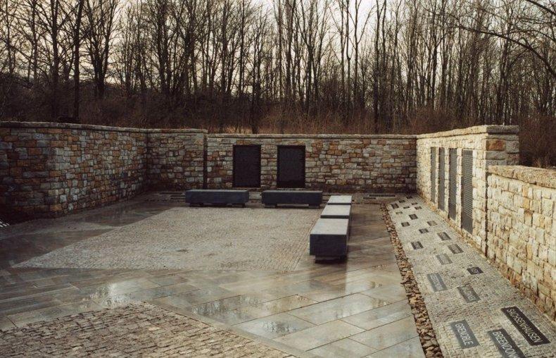 Little Camp memorial