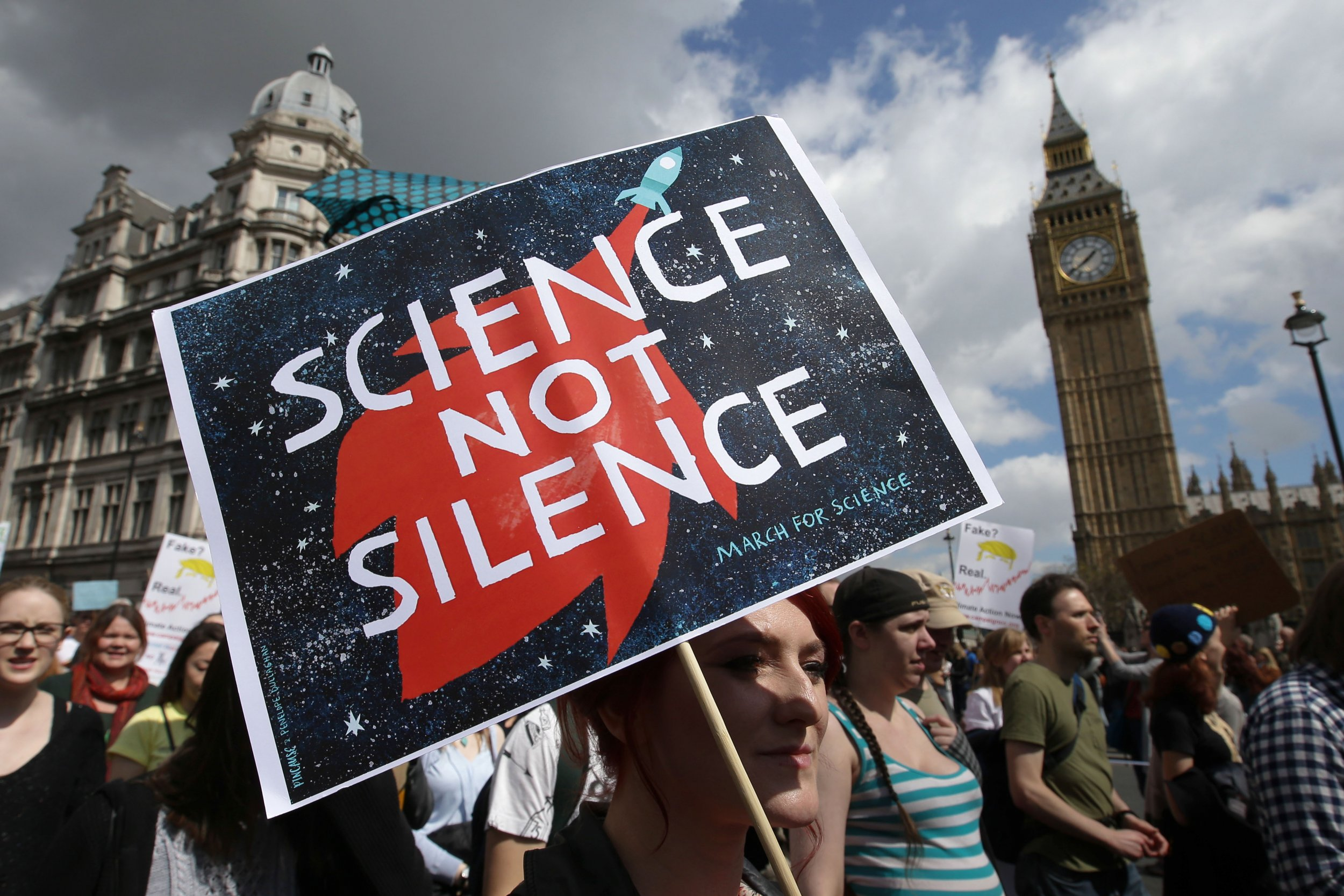 One year after the March for Science, dozens of scientists are running for state and local offices
