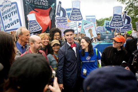 march for science bill nye