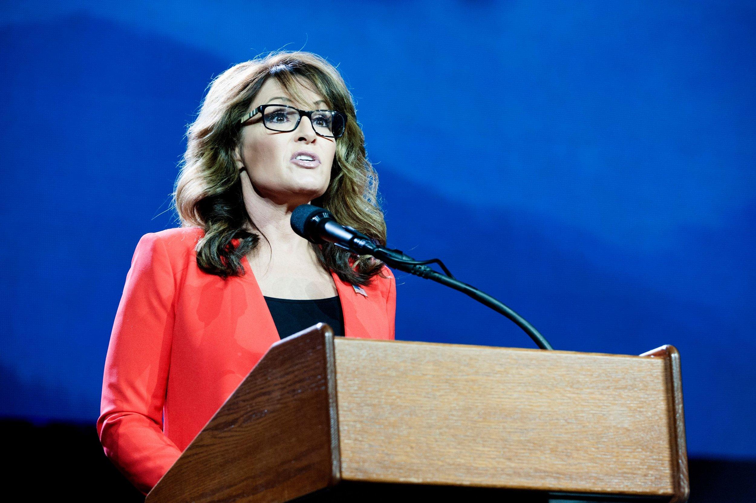 Palin to american teens