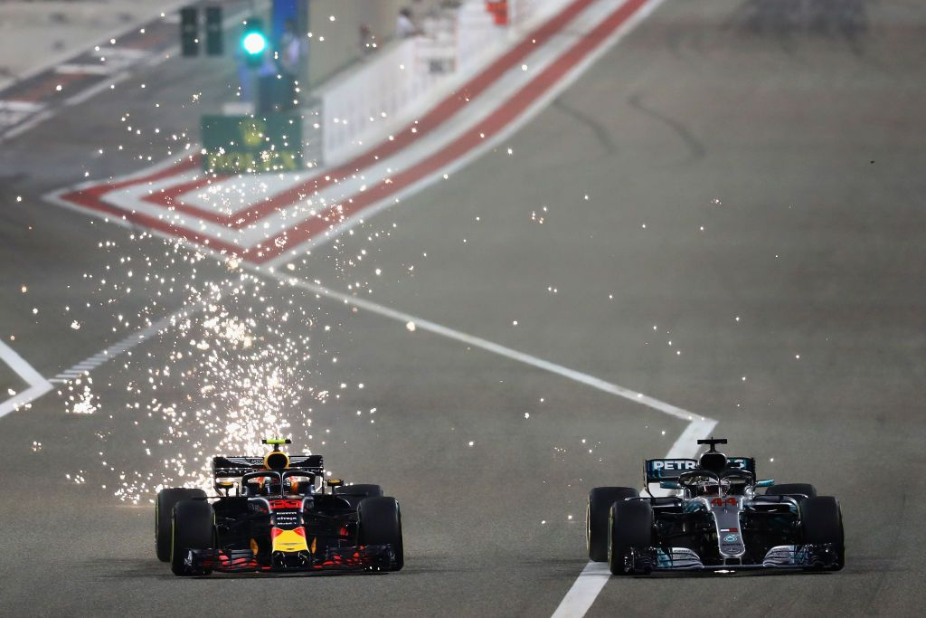 Crash in Bahrain