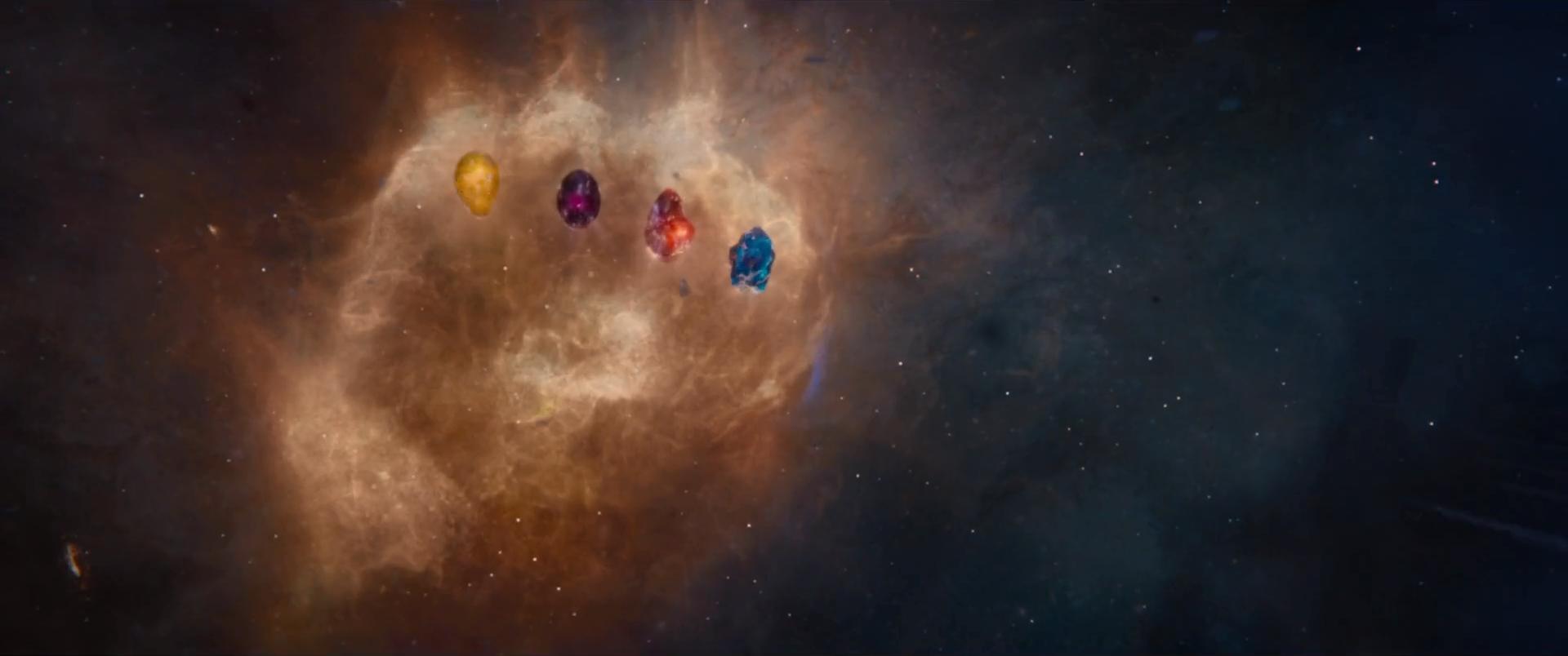 infinity stones infinity war thanos gauntlet