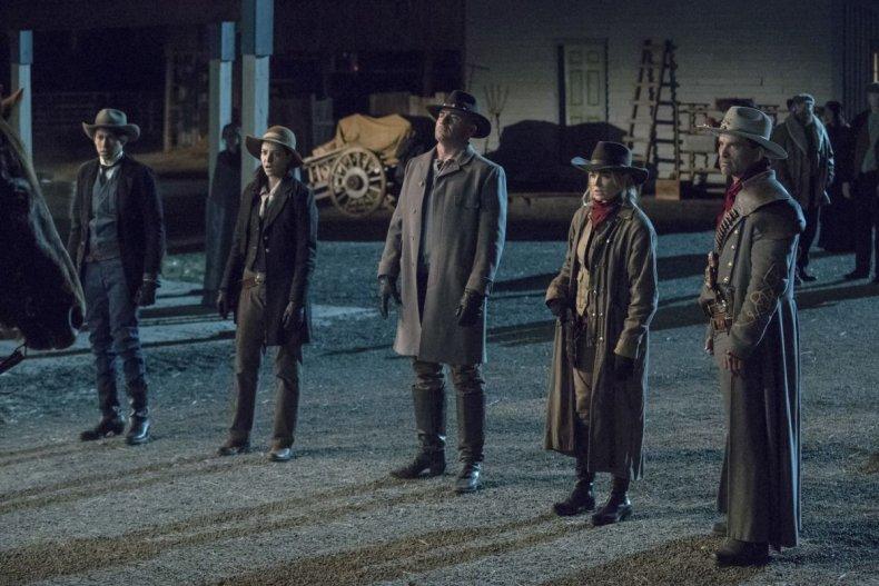 legends of tomorrow season 3 episode 18 recap old west beebo