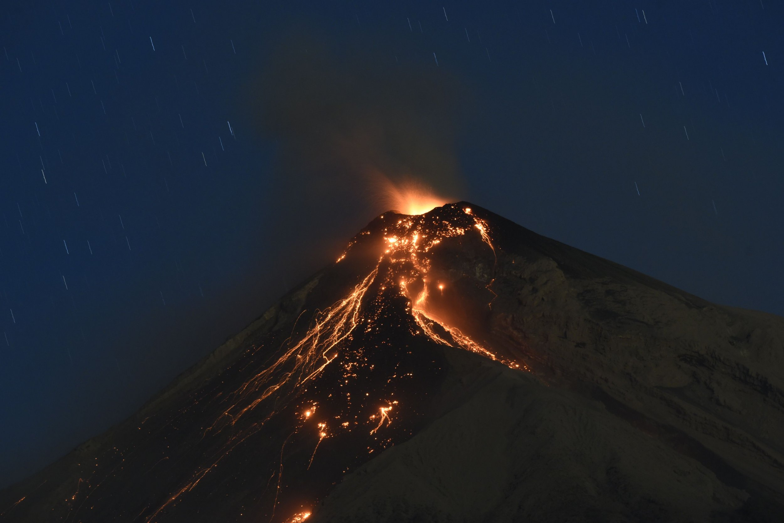 Volcanoes may have kick-started life on Earth four billion years ago