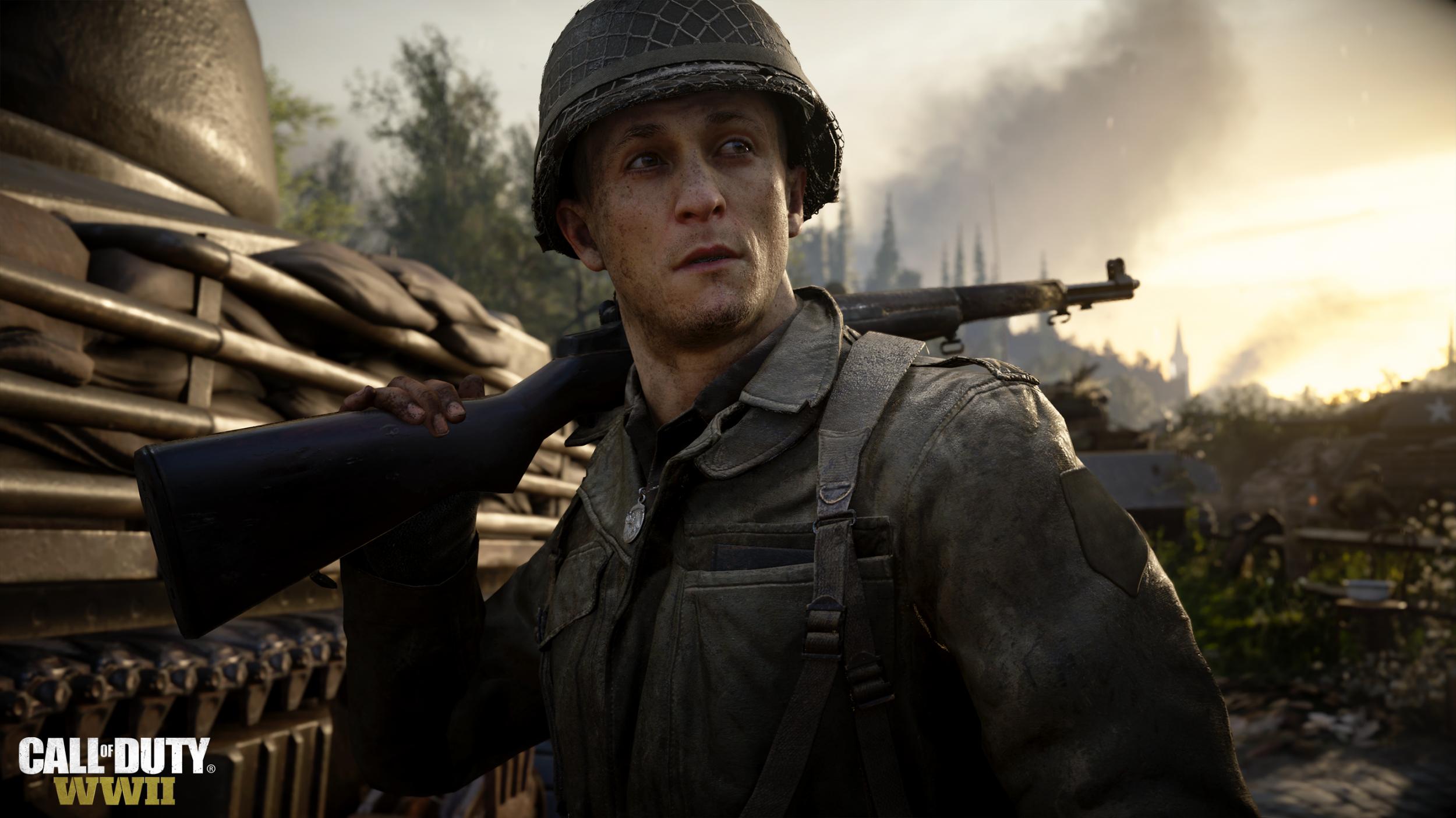 Call Of Duty WWII Zussman