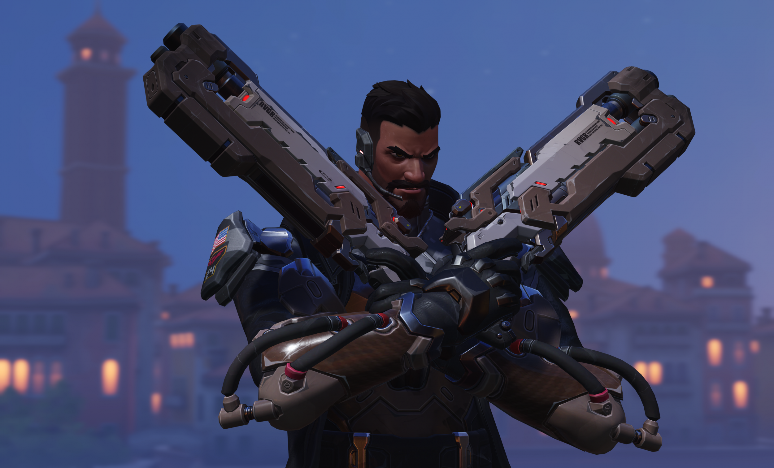 Overwatch' Archives Patch Notes: Retribution, D Va Nerfs and